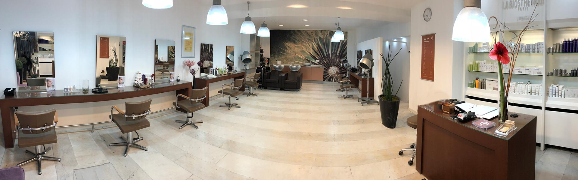 Salon haar-time La Biosthetique Remscheid