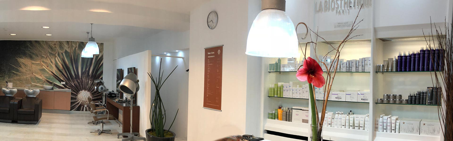 Salon haar-time Friseur Kosmetik Remscheid