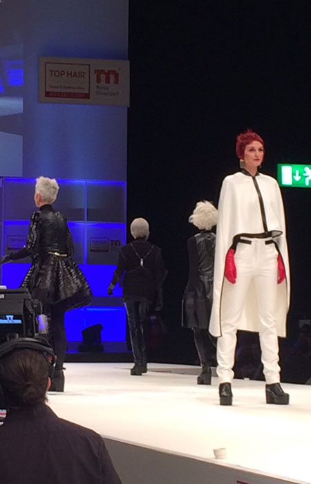 Messe TOP HAIR Düsseldorf 2015